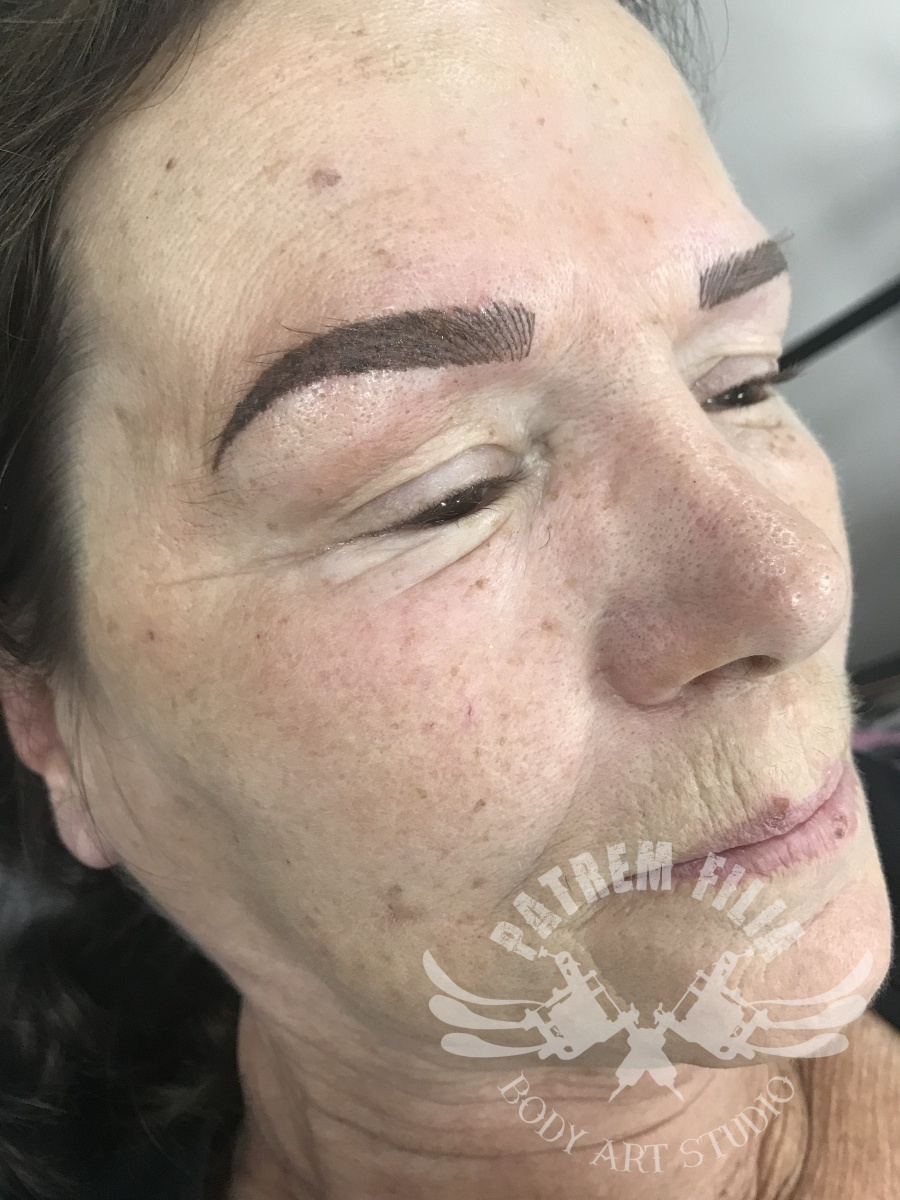 3D-Brows Permanente Make Up 1
