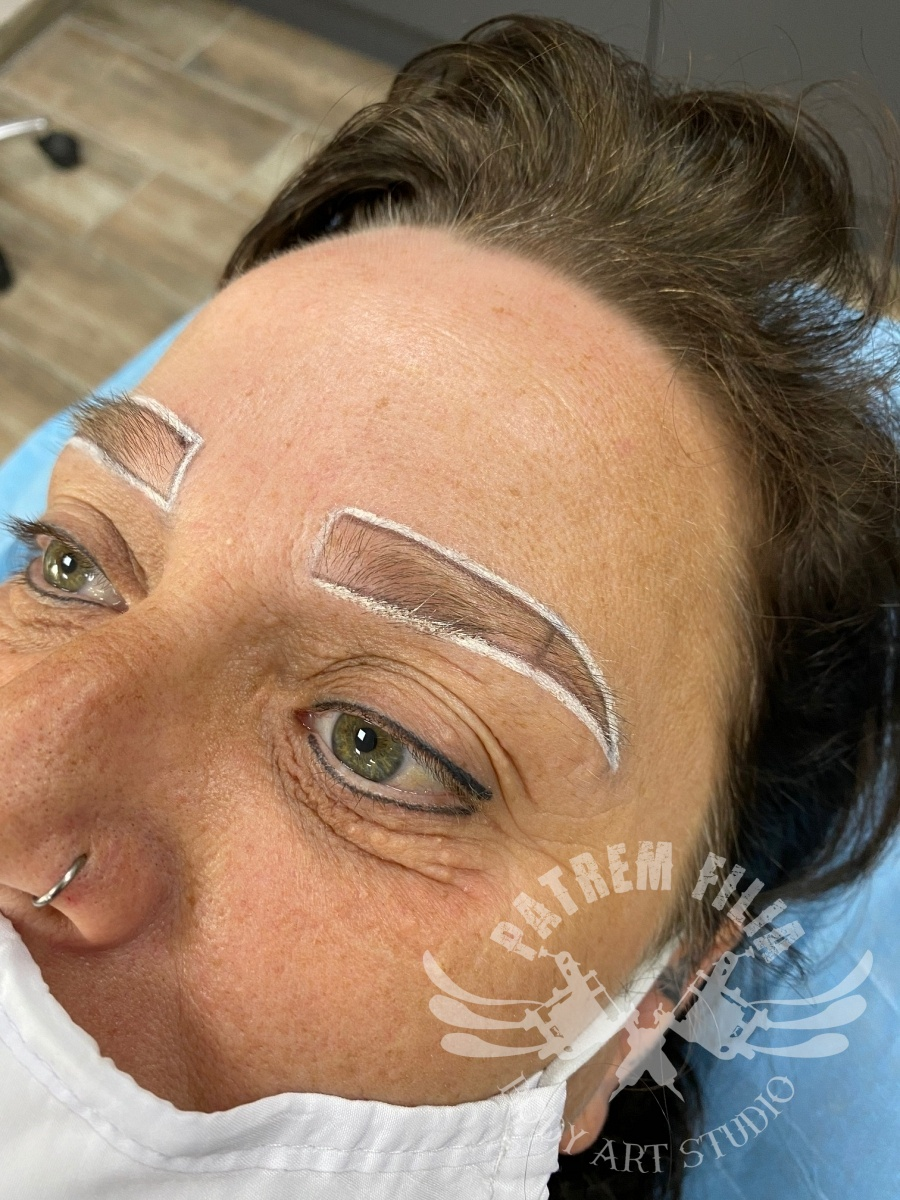 3D Brows Permanente Make Up 1