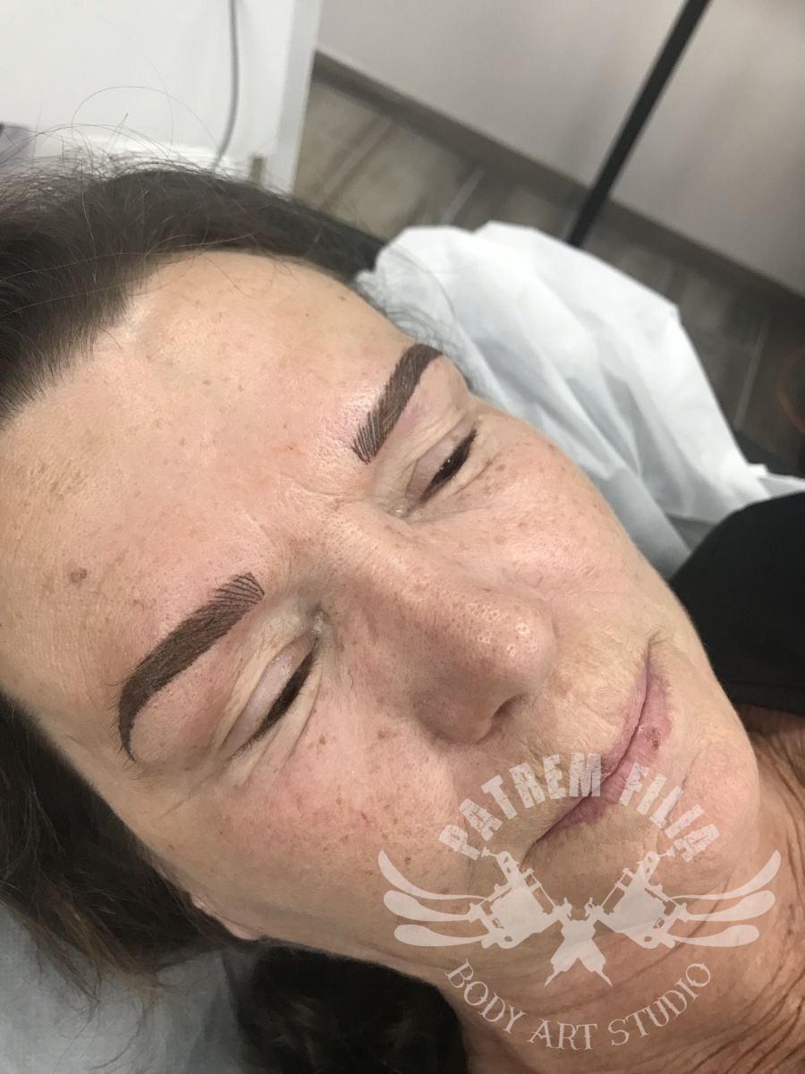 3D-Brows Permanente Make Up