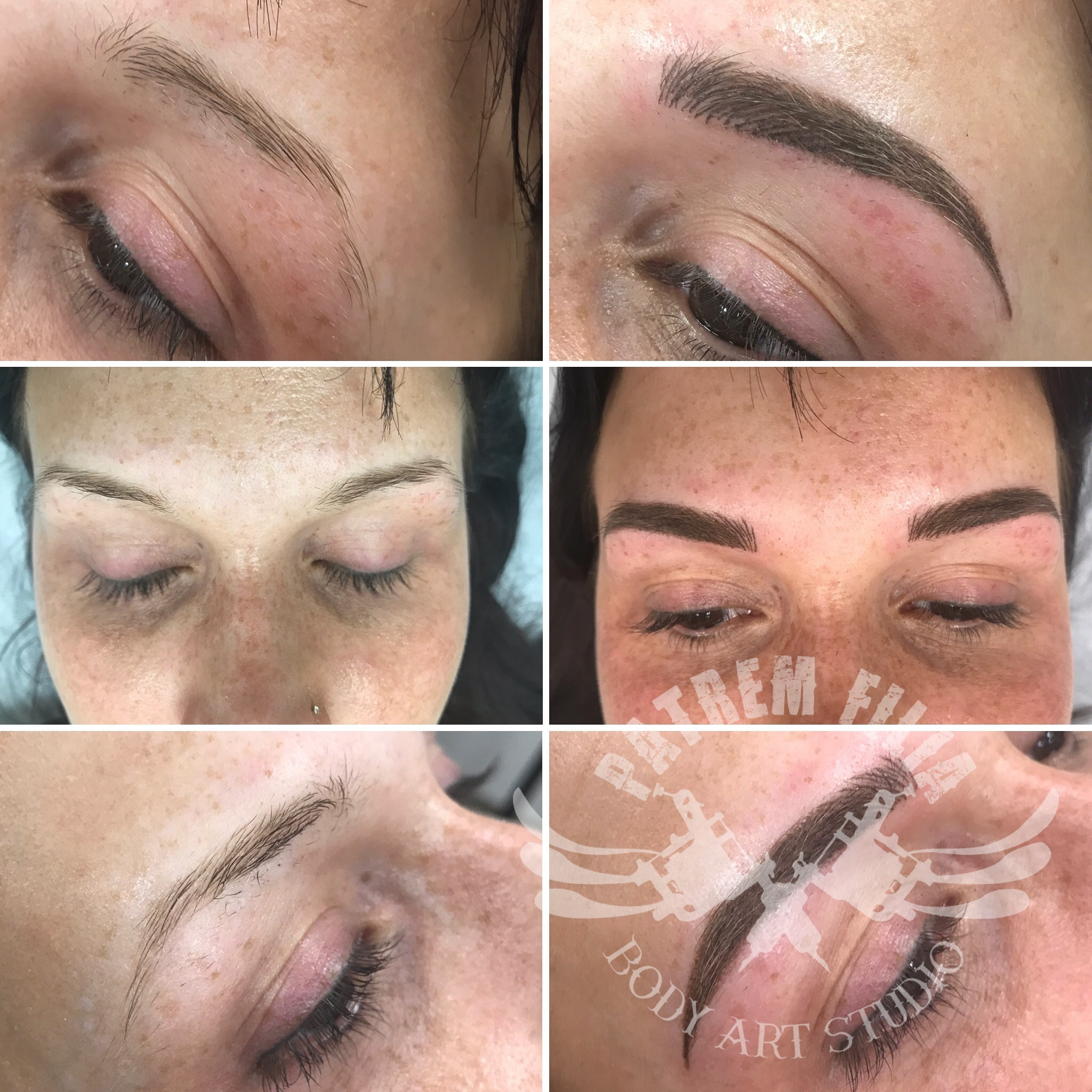 3D Brows Permanente Make Up